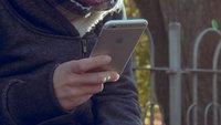 Smartphone-Verbot auf der Straße – Was ist deine Meinung?