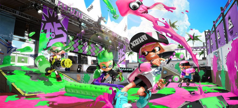 Splatoon 2 unendlich Coupons