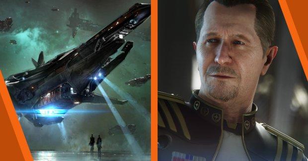 Star Citizen: Raumschiff-Wracks erzählen eine Geschichte