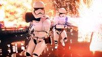 Star Wars Battlefront 2: Polizei warnt vor dem Shooter