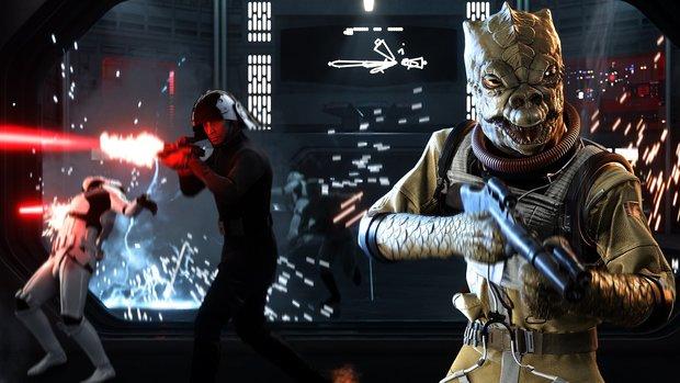 Star Wars Battlefront: Doppelte Erfahrungspunkte am Wochenende