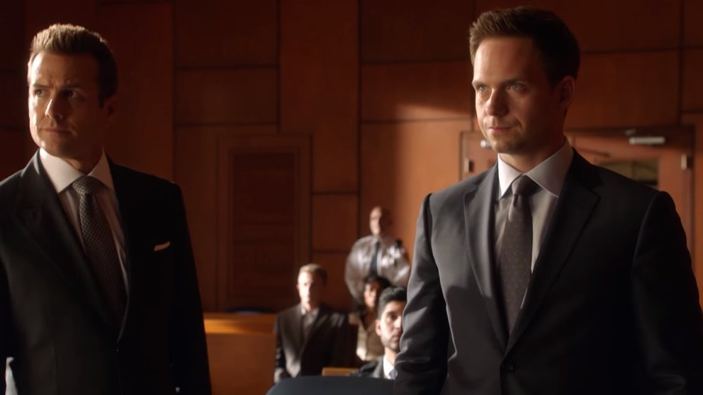 Suits Staffel 7 Trailer