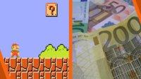 Diese Kopie von Super Mario Bros kostet 30.000 Dollar