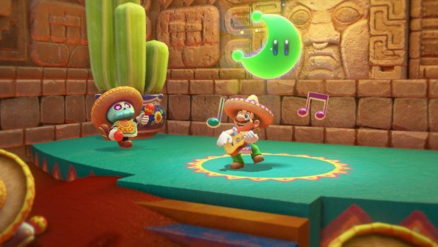 "Super Mario Odyssey: Jump'n'Run diesmal ohne ""Game Over"""