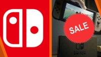 Nintendo Switch: Versehentlich von Händler zum Schleuderpreis verkauft