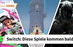 Nintendo Switch: Diese Spiele...