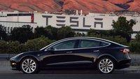 Tesla Model 3: Das macht der erste Käufer mit dem Elektroauto