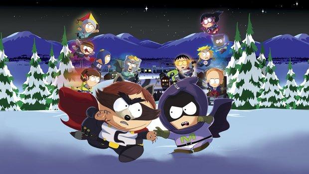 South Park: Systemanforderungen zur rektakulären Zerreißprobe veröffentlicht