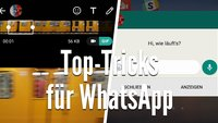 Video: Top-Tipps für WhatsApp
