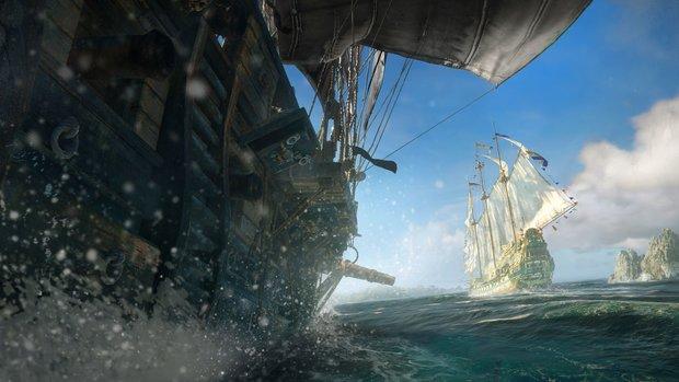 Skull & Bones: Piratenspiel als nächster großer Langzeit-Titel von Ubisoft?