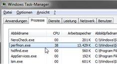 Perfmon.exe – Was macht der Windows-Prozess? Deaktivieren?