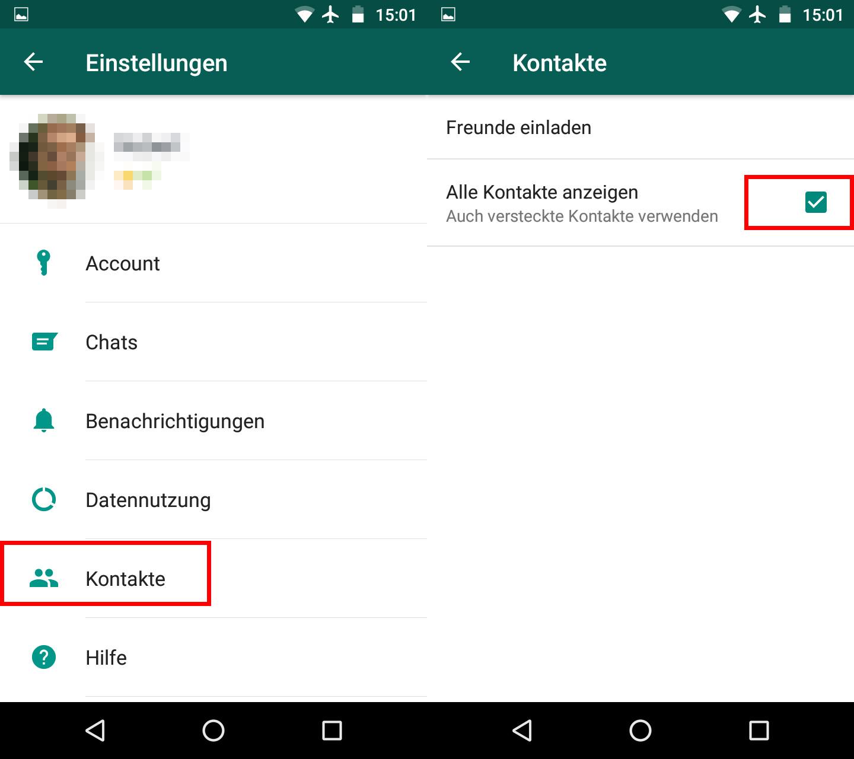 whatsapp gelöschte bilder erneut