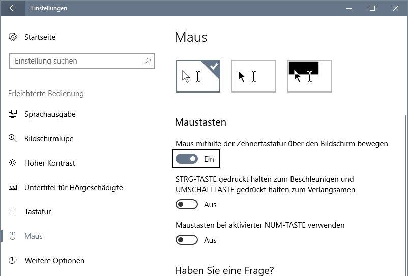Windows 10: Mauszeiger weg – so bekommt ihr ihn wieder – GIGA