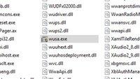 Was ist Wusa.exe? Wie deaktivieren?