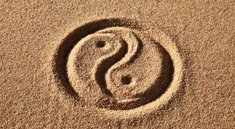 Yin-Yang-Zeichen mit der Tastatur schreiben und zum Kopieren