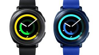 Samsung Gear Sport: Die fitte Smartwatch mit dem Dreh