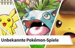 10 Pokemon-Spiele, die du noch...