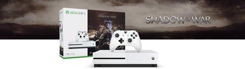 Xbox One S Mittelerde