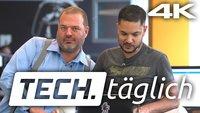 Apples TouchID überlistet, Nokia 8 angeschaut und ein Stargast – TECH.täglich