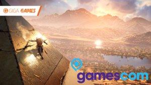 Assassin's Creed Origins: Unser Eindruck von der gamescom 2017