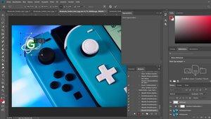 Adobe Photoshop CC 2021