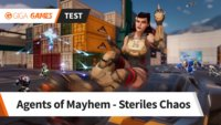 Agents of Mayhem im Test: Saints Row light + Gewinnspiel