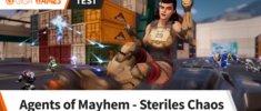 Agents of Mayhem im Test: Saints Row light + Gewinnspiel