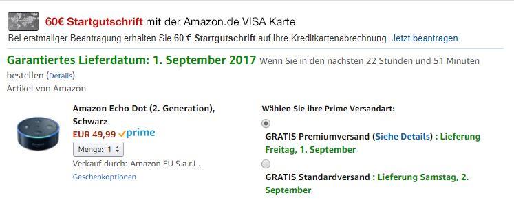 Amazon beschwerde mail