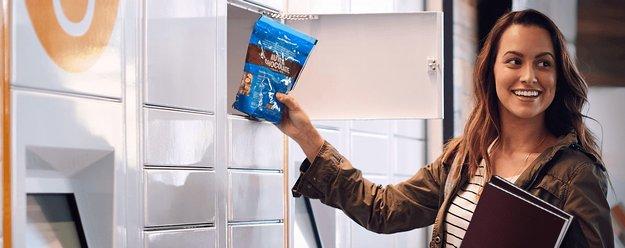 Amazon liefert Produkte jetzt in 2 Minuten