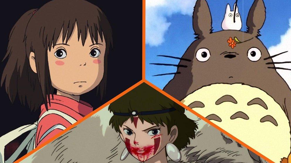 Mega Anime-Aktion bei Saturn: Nimm 3, zahl 2 – Studio Ghibli, Mila Superstar und viele mehr
