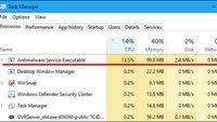 Was ist Antimalware Service Executable? Wie deaktivieren?