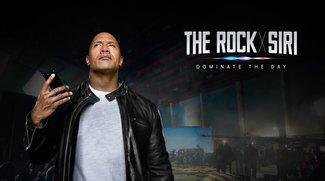 """""""The Rock x Siri"""": Apple zeigt zwei neue Spots"""