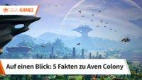 Aven Colony: 5 Gründe, warum Aufbau-Fans einen Blick auf den Titel werfen sollten