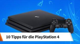 Das sind die 10 besten Tipps für die PlayStation 4