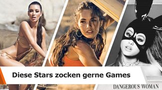 Diese 12 weiblichen Stars sind leidenschaftliche Gamer