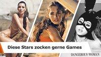 Ob Call of Duty oder Final Fantasy: 15 weibliche Stars, die Videospiele lieben