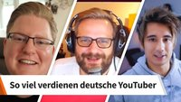 So viel verdienen Deutschlands erfolgreichste YouTuber