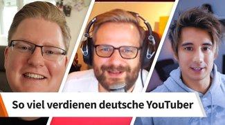 So viel verdienen Deutschlands erfolgreichsten YouTuber