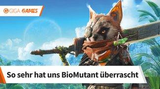 BioMutant: Wir haben uns den Rollenspiel-Geheimtipp angesehen