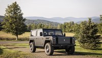 Sauber durch den Dreck: Elektro-Jeep aus den USA sammelt Vorbestellungen