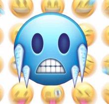 Neue Emojis 2018: Trauriger Kackehaufen, Eiszapfen und Party-Smiley