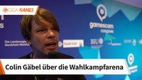 Nach der Wahlkampfarena: Colin Gäbel von Rocket Beans TV im Gespräch