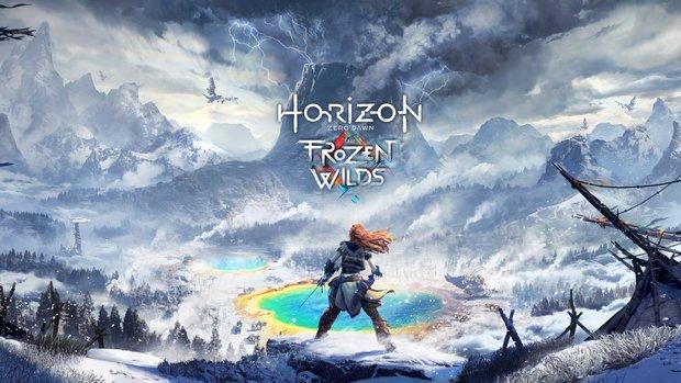 Horizon Zero Dawn - The Frozen Wilds: Trailer verrät Release-Termin
