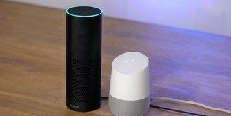 Google Home vs. Amazon Echo – Ein Match in 6 Runden