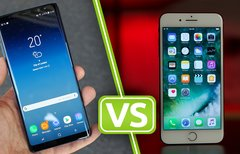 Samsung Galaxy Note 8 vs....