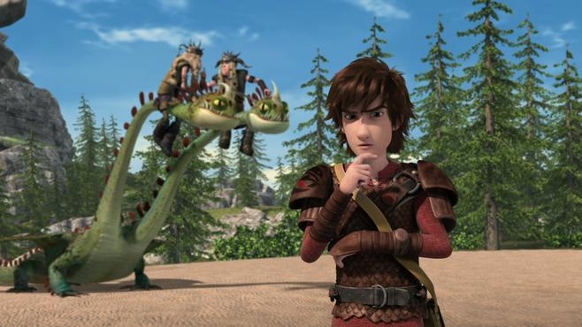 Dragons Auf Zu Neuen Ufern Staffel 6