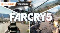 Far Cry 5 in der Vorschau: Raus aus dem Dschungel
