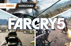 Far Cry 5 in der Vorschau:...