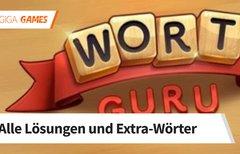 Wort Guru: Lösungen und...