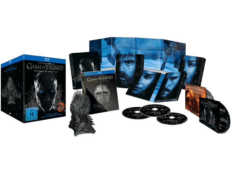 Game Of Thrones Staffel 7 Dvd Release